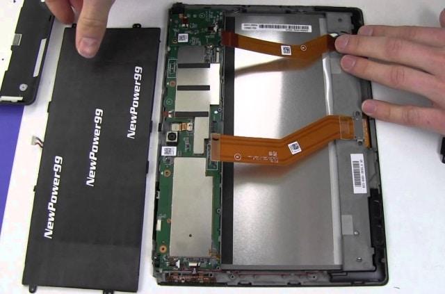 Planšetinių kompiuterių, planšečių remontas, suskilusių ekranų keitimas