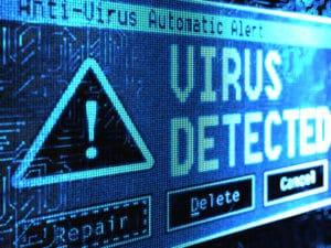 Ką daryti pasigavus virusą kompiuteryje?