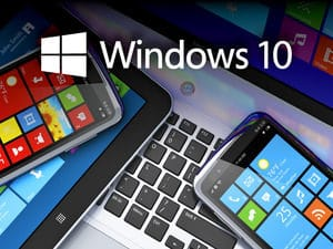 Windows 10 nemokamas pasiūlymas baigsis liepos 29 d.